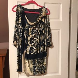 Nine West Dresses - Dress with open sleeves